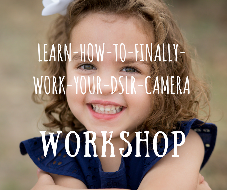 Photography/DSLR Camera Workshop with Sierra Vista Photographer, Sarah Lake Photography, LLC