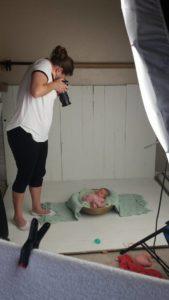 sierra vista newborn photography studio